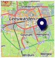 Wassersportzentrum Leeuwarden